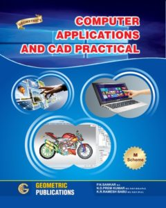 Computer Applications & CAD Practical