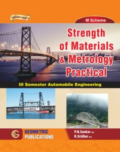 Strength of Materials & Metrology Practical