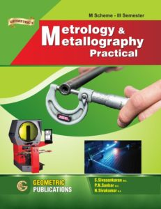 Metrology & Mettalography Practical