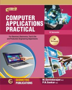 Computer Applications Practical