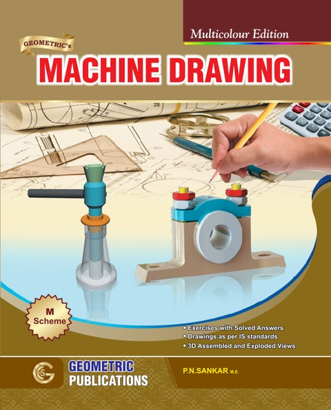 Machine Drawing Textbook Pdf
