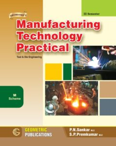 Manufacturing Technology Practical