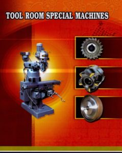 Tool Room & Special Machines